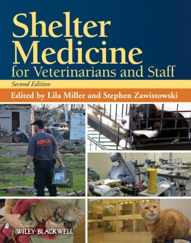 Shelter Medicine For Veterinarians And Staff front-1074971