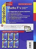 Image de Prépabac maths terminale S enseignement obligatoire