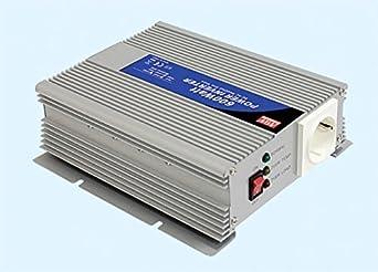 A302-600-B2 DC to AC Inverter 24VDC 110VAC 600W Modified