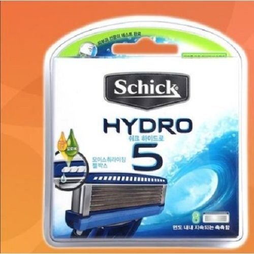 schick-hydro-5-shaving-8-cartridges-refills-blade-genuine