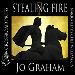 Stealing Fire Audiobook