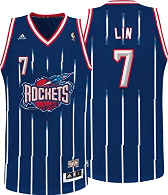 Houston Rockets Jeremy Lin HWC Adidas Swingman Revolution 30 Jersey by adidas