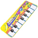 Susenstore New Touch Play Keyboard Musical Music Singing Gym Carpet Mat Best Kids Baby Gift