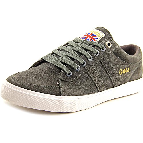 Gola Men's Comet Mono Fashion Sneaker, Graphite, 10 M US