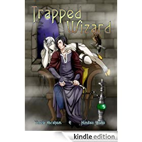 Trapped Wizard (Yaoi)