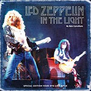 Led Zeppelin - In The Light DVD/Book