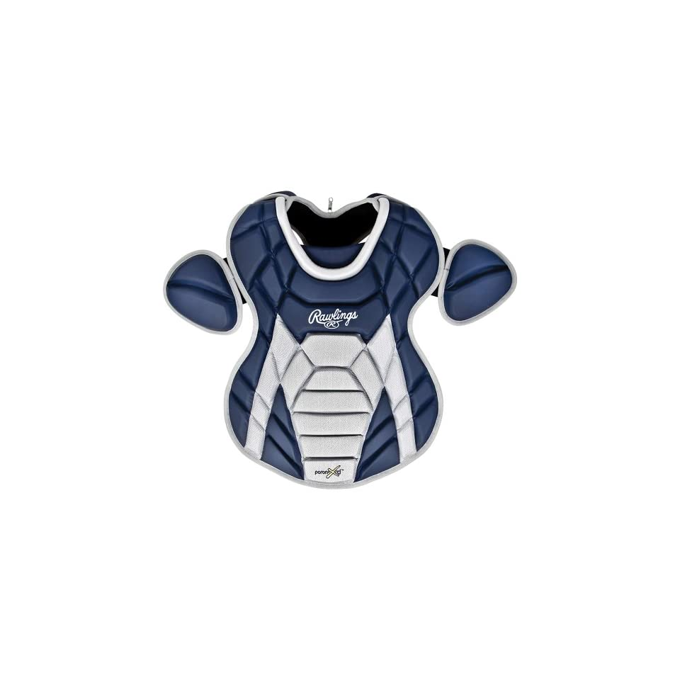 Rawlings Adult Catchers Chest Protector, Matte Navy
