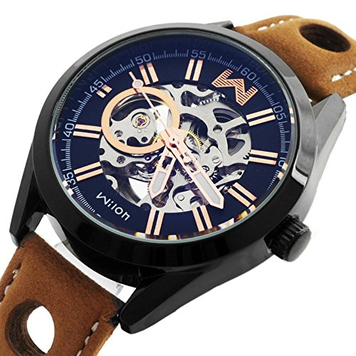Wilon-Swiss-Automatic-Watches-For-Men-Rose-Gold