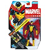 Nighthawk Marvel Universe #018 Series 21 Action Figure
