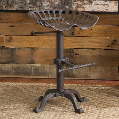 tractor-stool-cast-iron-vintage-style-seat-bar-rustic-industrial-shabby-chic