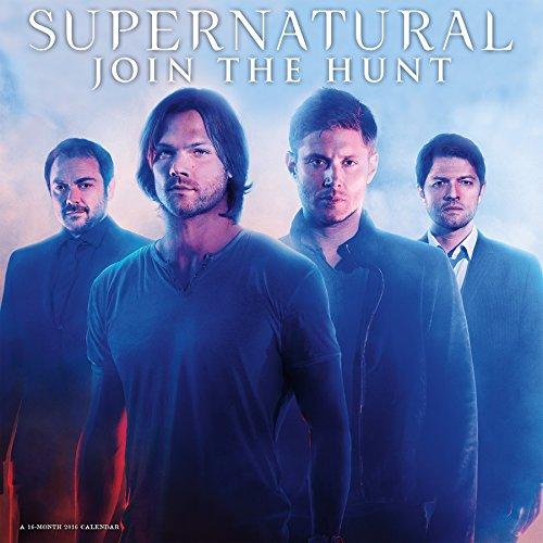 Supernatural 2016 Calendar