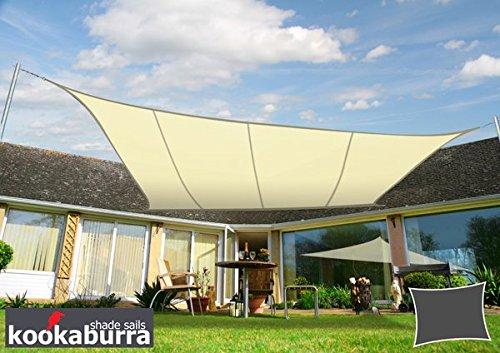 Perel 5454 set di montaggio e fissaggio per tenda a vela for Tenda a vela rettangolare