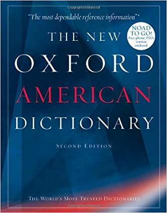 The New Oxford American Dictionary