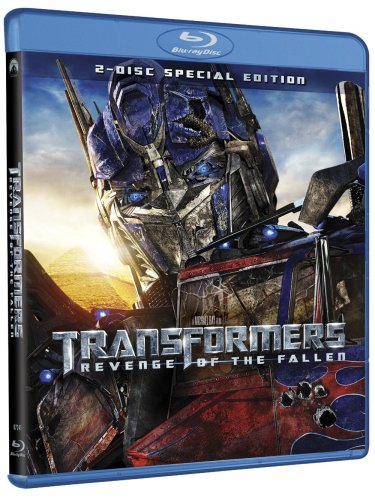 Cover art for  Transformers: Revenge of the Fallen (Two-Disc Special Edition) [Blu-ray]