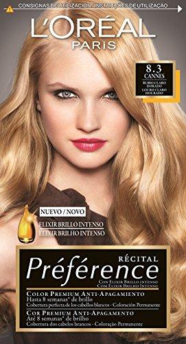 Oreal blond dor - Blond cuivre dore ...