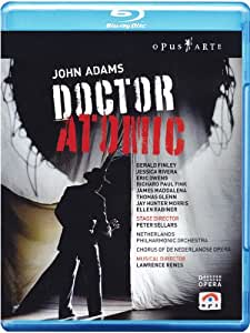 John Adams: Doctor Atomic [Blu-ray] [Import]