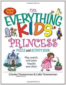 Everything kids word search puzzle and activity book