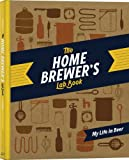 Chronicle Books The Home Brewer's Lab Book: Your Year in Beer (Journal)