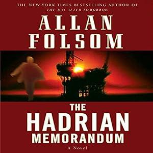 The Hadrian Memorandum Hörbuch