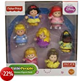 Little People Princess Exclusive Figure Pack
