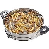 Andrew James - Accessoire Friteuse Sans Huile - Air Fryer - Convient Pour L'Usage Avec Tous Fours Halogènes De 12 Litres