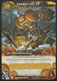 Landros Lil XT Loot Card World of Warcraft Unlimited Use Pet