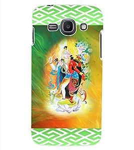 ColourCraft Ardhnarishwar Design Back Case Cover for SAMSUNG GALAXY ACE 3 3G S7270