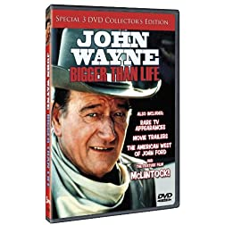 John Wayne: Bigger Than Life