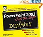 PowerPoint 2003 Just the Steps For Du...
