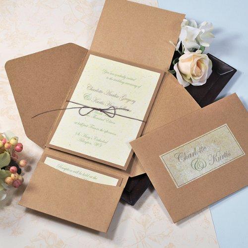 Printable Wedding Invitations Kits: RUSTIC WEDDING FAVORS : WEDDING FAVORS