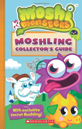 Moshi Monsters: Moshling Collector's Guide