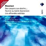Messiaen : Des canyons aux étoiles - Apex