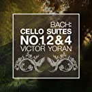 Bach: Cello Suites No. 1, 2 and 4