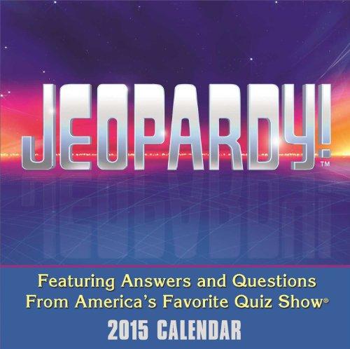Jeopardy! 2015 Day-to-Day Calendar