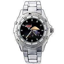 buy Pe236 Pixar Disney Cars Zen Master Stainless Steel Wrist Watch
