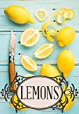 DIY Lemon: How to Clean,  Improve Your Health, Rejuvenate your Skin, and Lose Weight