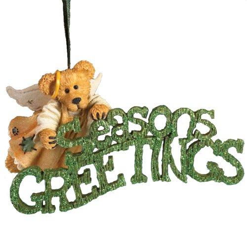 Boyds Bears Resin Daniella Ornament Angel Christmas Bearstone – Resin 2.75 IN