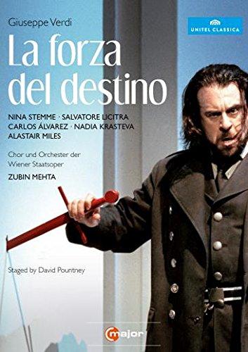 DVD : Verdi: La forza del destino [+Peso($29.00 c/100gr)] (US.ME.12.51-3.99-B005OV1NME.120434)