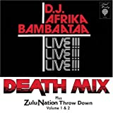 echange, troc Afrika Bambaataa - Death Mix Plus