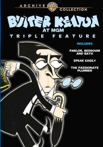 Buster Keaton At MGM Triple Feature [DVD] [1932] [Region 1] [US Import] [NTSC]