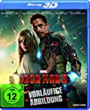 DVD - Iron Man 3  (inkl. 2D-Version) [Blu-ray 3D]