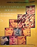 img - for Contemporary Society: An Introduction to Social Science (Third Edition) book / textbook / text book