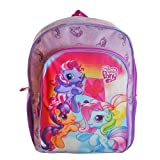 """My Little Pony Friends 16"""" Large Backpack School Book Bag"""