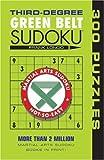 Third-Degree Green Belt Sudoku® (Martial Arts Puzzles Series)