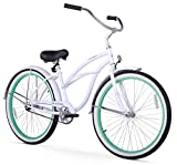 Firmstrong Urban Lady Boutique Single Speed Beach Cruiser Bicycle, 26-Inch,...