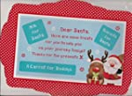 North Pole Christmas Santa Treat Plat...