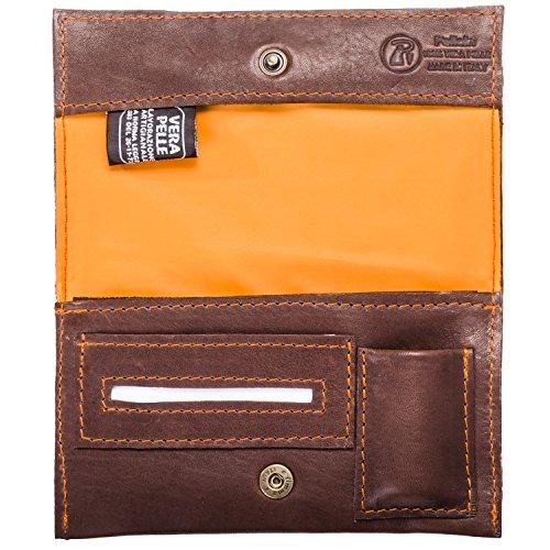 Pellein portatabacco tascabile in vera pelle mod the - Porta pacchetto sigarette amazon ...