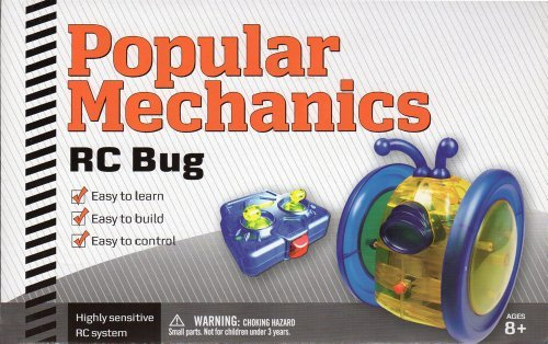Popular Mechanics RC Bug