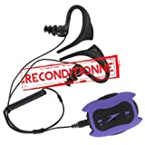 Lecteur Audio Radio  Wifi SPEEDO AQUABEAT VIOLET 2GO