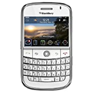 BlackBerry Bold 9000 Unlocked Phone with No Camera, 3G, Wi-Fi, GPS Navigation, and MicroSD Slot - Unlocked Phone - International Version - Black